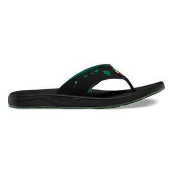 Vans Slip Up (Rasta black/green)
