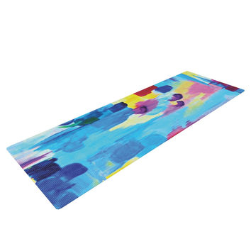 "Ebi Emporium ""Don't Quote Me, Revisited"" Yoga Mat"