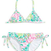 Kate Mack Two-Piece Swimsuit (Little Girls) | Nordstrom