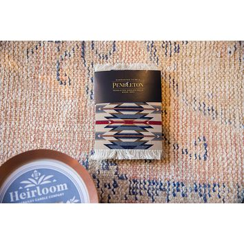 Pendleton Wyeth Trail Rug Blanket Coasters