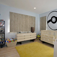 Pokemon Wall Decal Pokeball Poke Ball Sticker Pokemon Sticker Nursery Wall Art Decor Decal Stickers CHOOSE YOUR SIZE