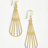 Sunbeam Dream Earrings by Mata Traders from ModCloth