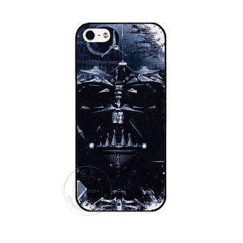 Darth Vader Star Wars Case Cover For Apple iPhone 4 4S 5 5S 5C 6 6S 6 Plus