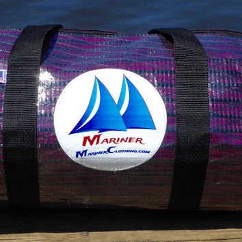 Mariner Sailcloth Bags - Overnighter