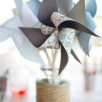 adelynSTONE: Pinwheels + Summer Decorating