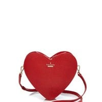 kate spade new york Secret Admirer Heart Crossbody | Bloomingdales's