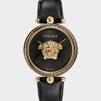 Versace Black Palazzo Empire Watch for Women | US Online Store