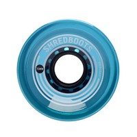 Shred Boots Wheels 70Mm/85A Blue - GoldCoast - North America