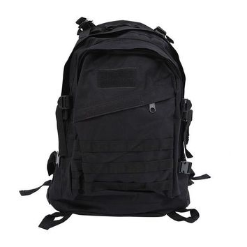 ONETOW Outdoor 40L 600D Waterproof Oxford Cloth Military Rucksack Tactical Backpack Bag ACU Camouflage Sports Travelling Hiking Bag