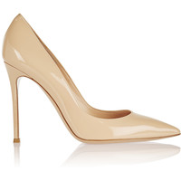 Gianvito Rossi - 105 patent-leather pumps