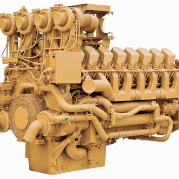 Caterpillar C175-16 Generator Set Engine Disassembly and Assembly Workshop Service Manual