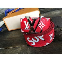 Supreme x Louis Vuitton Monogram Belt