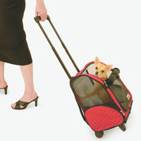 Snoozer 4-in-1 Pet Roll Around