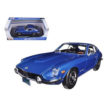 1971 Datsun 240Z 1:18 Diecast Car Model by Maisto