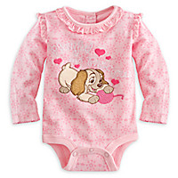 Lady Disney Cuddly Bodysuit for Baby