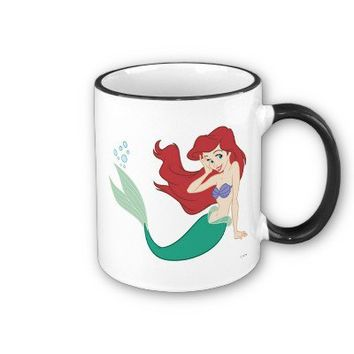 Little Mermaid's Ariel Disney Mug from Zazzle.com