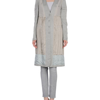 Donna Karan Collection Full-Length Jacket