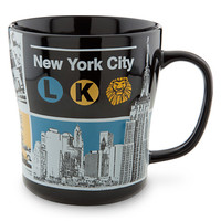 The Lion King: The Broadway Musical Embossed Mug