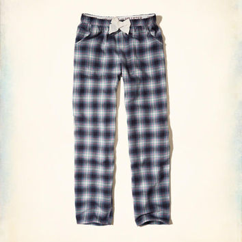Girls Flannel Boyfriend Sleep Pant | Girls Sleepwear | HollisterCo.com