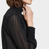 Farrow / Jessa Top in Black