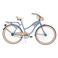 "Huffy Panama Jack 26"" Womens Cruiser Bike - Blue"