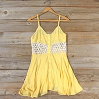 Dandelion & Lace Dress