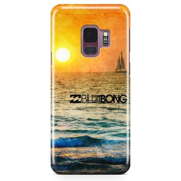 Billabong Surfing Beach Clothing Samsung Galaxy S9 Plus Case | Casefantasy