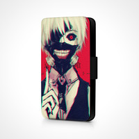 Anime Leather Wallet Phone Case for Apple Iphone 6 6S Plus Samsung Galaxy S7 and Edge #2