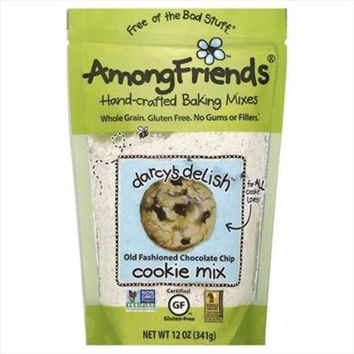 Darcy`s Delish Old Fashioned Chocolate Chip Cookie Mix  -6x12 OZ-