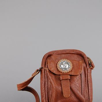 Good Rockin' Concho Leather Bag