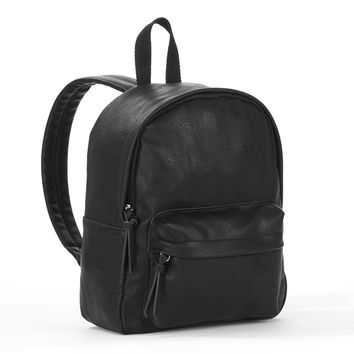 Black Dome Mini BackpackBlack Dome Mini Backpack