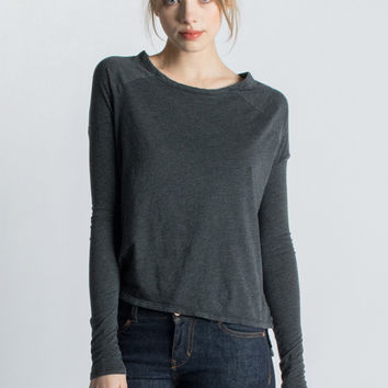 Recycled Rag Top - Groceries Apparel
