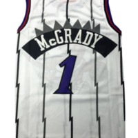 Tracy McGrady Throwback Jersey - #1 Toronto Raptors