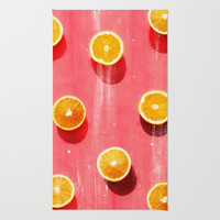 fruit 5 Rug by LEEMO
