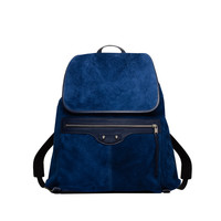 Balenciaga Holiday Collection Traveler S Blue - Men's