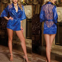 Sexy Women Sleepwear 2 Pcs Set