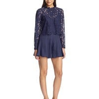 Heartloom Women's Minnie Lace Romper at MYHABIT