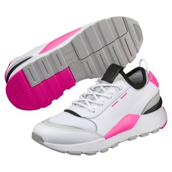 Evolution RS-0 SOUND Sneakers | Wht-GrayViolet-KNOCKOUTPINK | PUMA Sale | PUMA United Kingdom