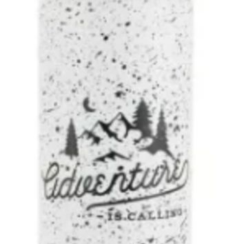 Water Bottle. Adventure Bottle