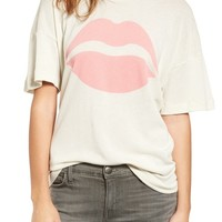 Wildfox First Kiss Sonic Tee | Nordstrom