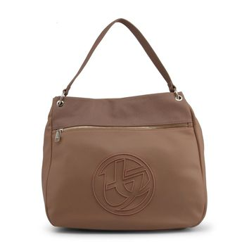 Blu Byblos Brown Shoulder Bag