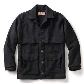 Filson Alaska Fit Wool Double Mackinaw Cruiser Jacket - Men's