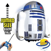 Schylling BTSW001 R/C INFLATABLE R2D2 Novelty