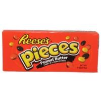Reese's Pieces Theater Size : 12ct | Groovycandies.com Online Candy Store