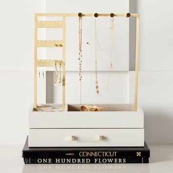 Elle Lacquer Jewelry Display Stand