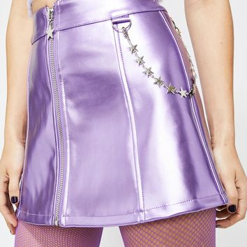 Dream Sign Mini Skirt
