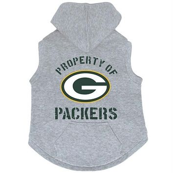 Green Bay Packers Pet Hoodie Sweatshirt