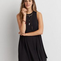 AEO Soft & Sexy Tank Dress , Grey | American Eagle Outfitters