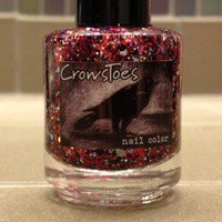 CrowsToes Nail Color — Morticia