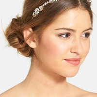 Wedding Belles New York Crystal Floral Headband